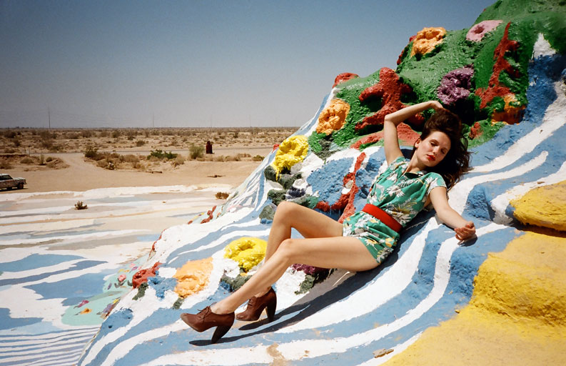ana girardot x salvation mountain x noavi