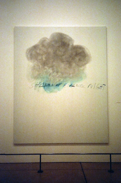 cy twombly-50 days 3
